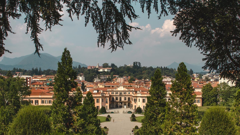 Palazzo Estense i Varese.