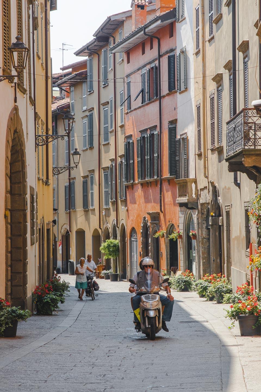 Città Bassa Bergamo