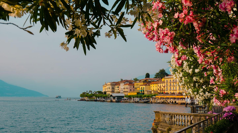 Bellagio ved Comosjøen